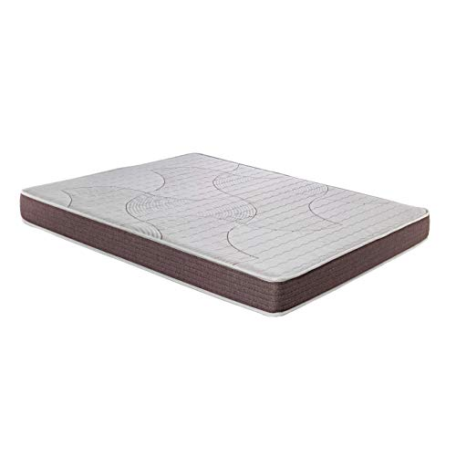 ROYAL SLEEP Maximum Quality Memory Foam Mattresses, Comfort, Adaptability, and Firmness, Multiple Measurements, Height 19 cm Dormant Mattresses 140 x 190