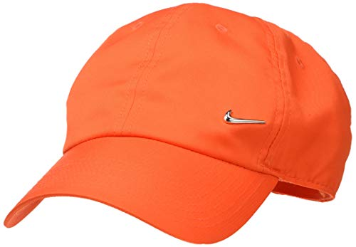 Nike U NK H86 Cap Metal Swoosh Hat, Team orange, MISC