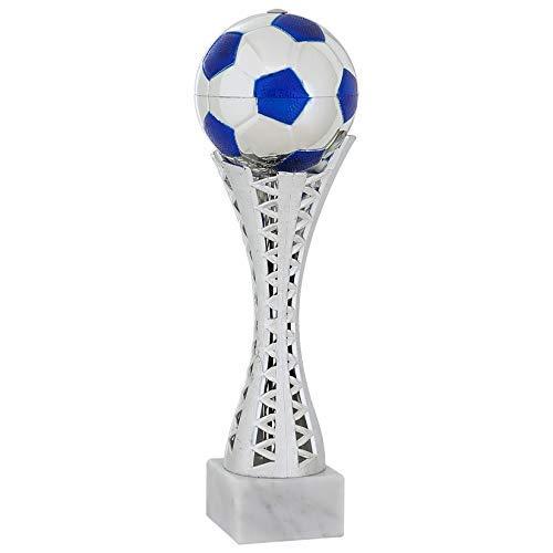 Technocoppe voetbal trofee, hoogte 32,00 cm, sportevenementen, personaliseerbaar