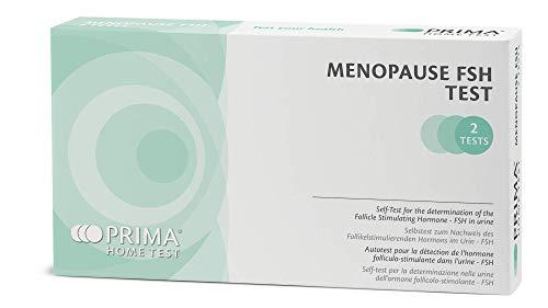 PRIMA Home Test - Test für Die Menopause - FSH Hormon (2 Tests)