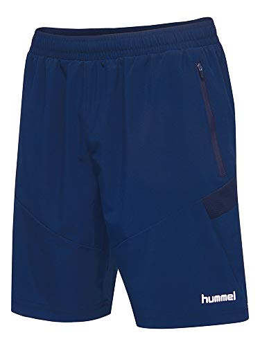 hummel Unisex Kinder TECH Move Kids Training Shorts