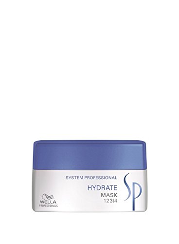Wella SP System Professional Care Hydrate Mask, 1er Pack, (1x 200 ml)