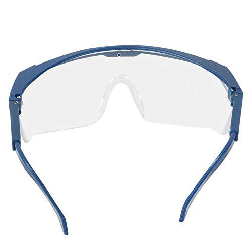 DAUERHAFT Gafas de Seguridad Resistentes a Impactos Gafas de Trabajo de protección, para conducción de Motocicletas