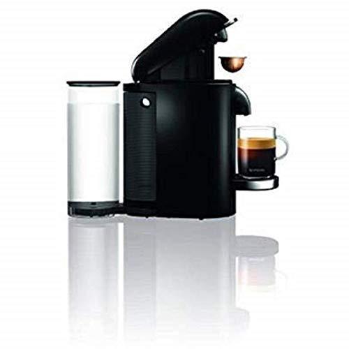 31dfJ0pdNNL. SS500  - Nespresso, Pod Coffee Machine, Krups, XN902840, Vertuo Bundle, Black, 1260 W