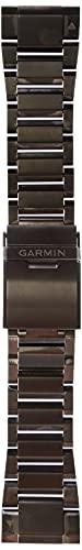 Garmin 010-12580-00 Quickfit 26 Watch Band - Coyote Tan Silicone - Accessory Band for Fenix 5X Plus/Fenix 5X
