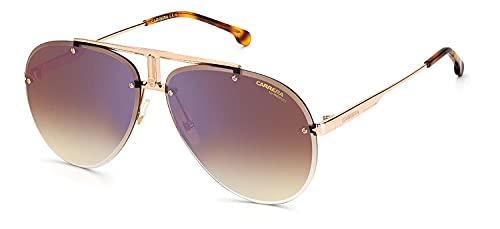 Carrera Gafas de sol 1032 / S DDB / A8 Gafas de sol unisex color Marrón dorado tamaño de lente 62 mm