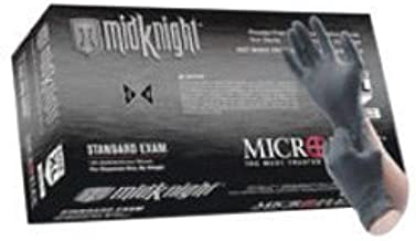 Microflex MK-296-M Medium Black 9.645