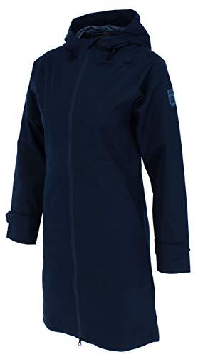 derbe Damen Regenmantel Future Travel 2.0 Navy dunkelblau - 40
