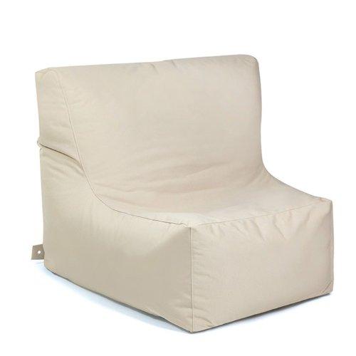 Global Bedding Outbag Sitzsack Piece Plus, Farbe beige, 90x115x62, 500L, 100{d7da4e2221a60681582c7396e49fc5bcefc513c50611bdb16989cae275ebf8e4} Polyester,