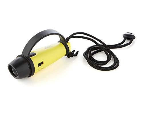 Visiodirect Sifflet électronique,Coloris : Jaune, en PVC