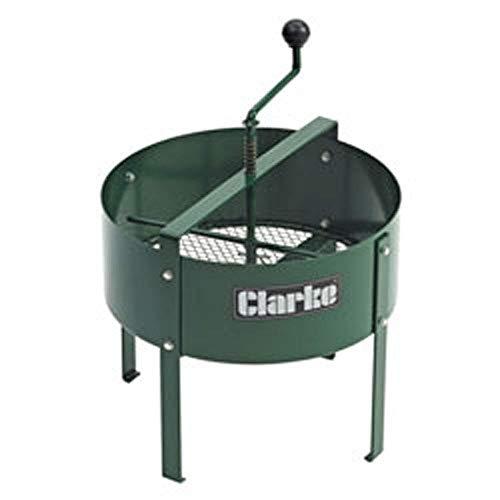 Clarke International CRS400 Gartensieb mit Handkurbel