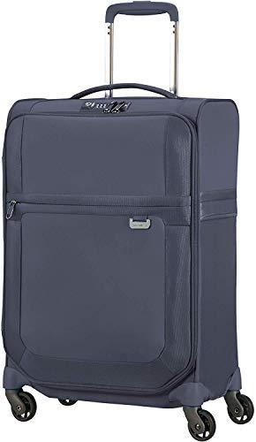 SAMSONITE Uplite 4 Roues 55/20 Extensible Bagage Cabine, 55 cm, 43,5 L, Bleu