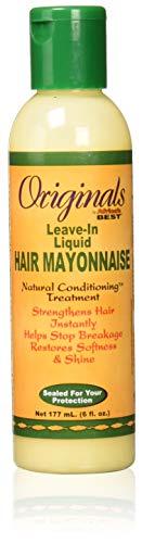 Africa's Best Organics Leave-In Haar Mayonnaise 177 ml