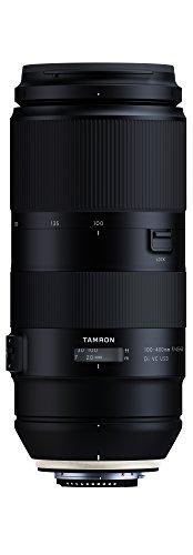 Tamron A035N 100-400 mm F/4.5-6.3 DI VC USD Lens, voor Nikon, Zwart