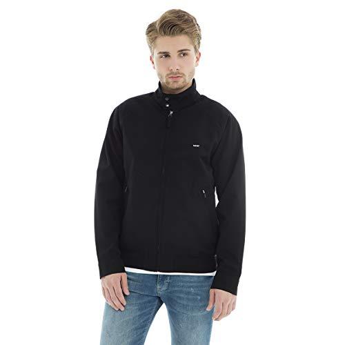 Levi's Herren Baracuda Jacket Jacke, Black, XL