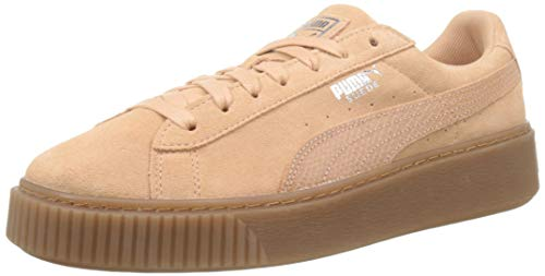 Sneaker Puma Suede Platform Rosa 36 Rosso