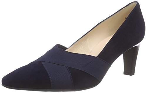 Peter Kaiser MALANA, Damen Pumps, Blau (NOTTE SUEDE 104), 38 EU (5 Damen UK)