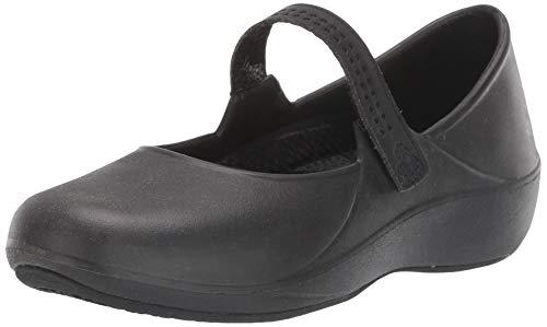 DAWGS Women's Mary Jane Pro Work Shoes - Black