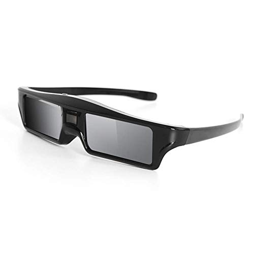 Sortim 3D Bluetooth Gafas Activas Shutter para Epson Sony Samsung Panasonic 3D...