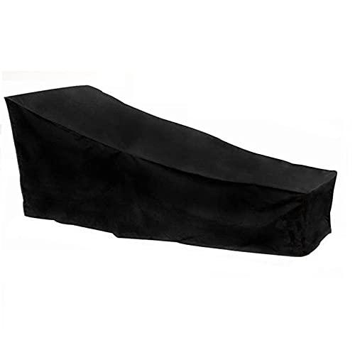Cubierta Suave para Muebles 82x29x31 Pulgadas Impermeable Patio Exterior Fundas para Muebles de jardín Fundas para sillas de Lluvia y Nieve para sofá Mesa Silla Cubierta a Prueba de Polvo