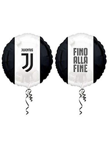 Bigiemme Pallone Foil 17 , Juventus, Multicolore