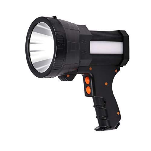 Antorcha eléctrica de modo de espera ultra larga Lámpara de mano ultra brillante portátil Potpotable Light Light Light Light Lightlight USB Recargable al aire libre Luz de búsqueda Hogar Como banco de