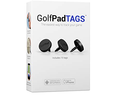 GolfPAD Tags - Smarten up Your Golf Clubs