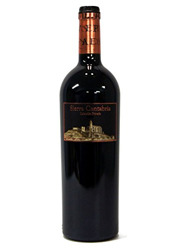Sierra Cantabria - Vino tinto colección privada Rioja