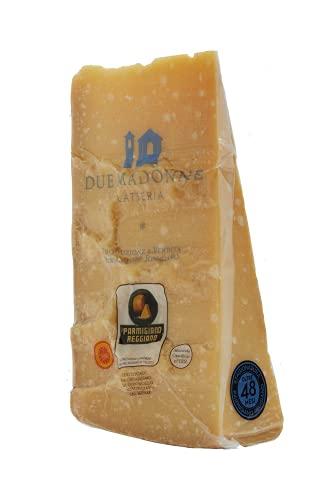 Parmigiano Reggiano (Queso parmesano reggiano) maduración 48 meses