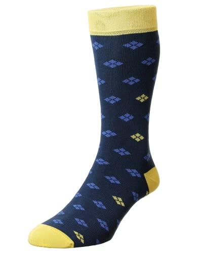 HJ Hall Superweiche Bambus-Socken, Einzelpackung (6-11 UK), dunkles marineblau, Einheitsgröße