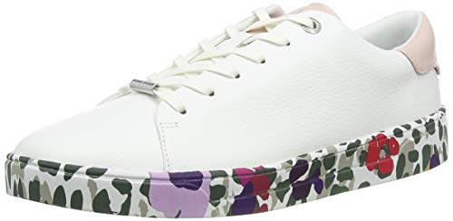 TED BAKER WENI Sneakers dames Wit Lage sneakers