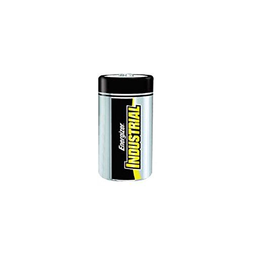 Pack of 60 Energizer Batteries EN95 D Size Industrial Alkaline Battery - Bulk Pack