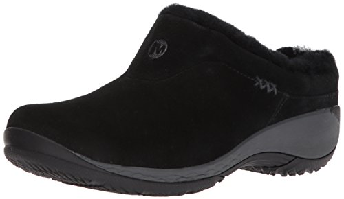 Merrell Women's Encore Q2 Ice Fashion Sneaker, Black, 8.5 M US