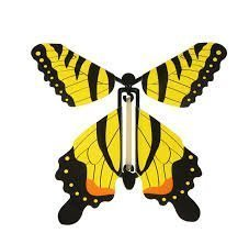 INSECT LORE ILP3860 WIND UP BUTTERFLY by INSECT LORE