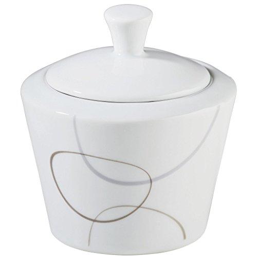 RITZENHOFF BREKER Zuckerdose, Keramik
