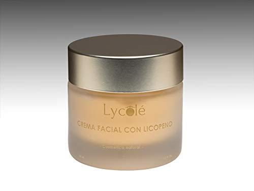 Lycole - Crema Facial con Licopeno, 50 ml