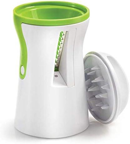 LW Electronics Mandoline Slicer Heavy Duty Spiralizer Vegetable Slicer Vegetable Spiral Slicer product image