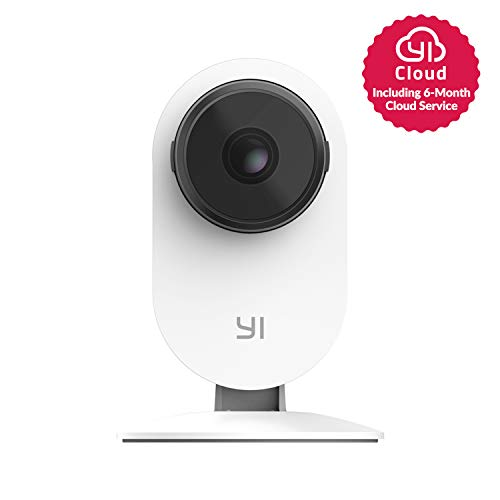 YI Smart Home Camera 3 w/ 6-Month Cloud Service, AI-Powered 1080p 2.4G Wi-Fi Indoor Security Camera...