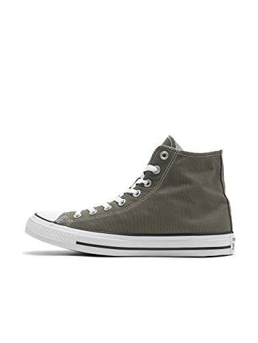 Converse Herren Chuck Taylor All Star Sneaker, Grau Charcoal, 42 EU