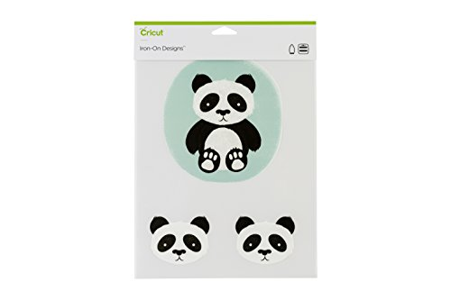 Cricut Iron On Designs, Panda