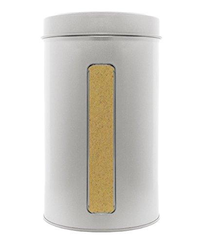 Lecithin, Reinlecithin - Pulver, Sonnenblumenlecithin aus deutscher Produktion. Emulgator E322. XL Gastro - Dose 700g.