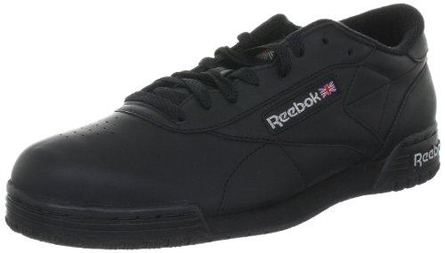 Reebok EXOFIT LO CLEAN LOGO INT R524821 Herren Klassische Sneakers, Schwarz (NA), 44 EU