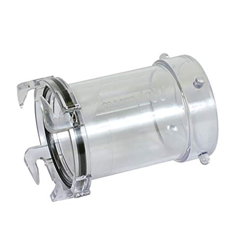 camco cylinders Camco Mfg 39573 Clear Sewer Hose Adapter 5