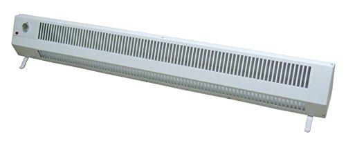 TPI Corporation 483TM 483 Series Portable Baseboard Convection Heater, 120V