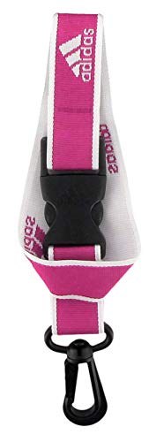 adidas Interval Lanyard, Gala Pink/White, OSFA