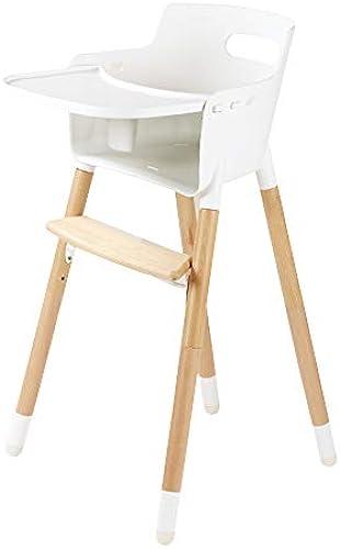Baby-Esszimmerstuhl mit hohem und niedrigem Doppelgebrauch, Baby-Esstisch und Stuhl
