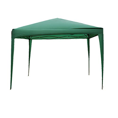 Charles Bentley 3x3m Pop-Up Easy Fast Assembly Gazebo Green