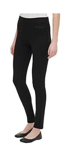 Jeans Ladies Ponte Pant DKNY Medium Black