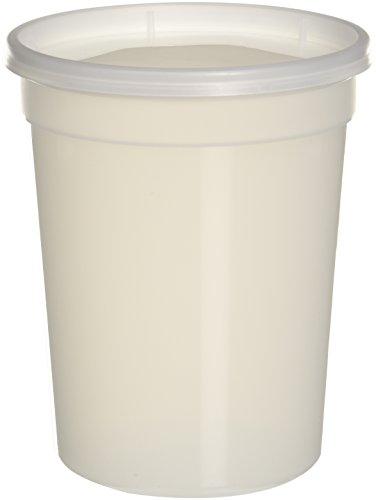 Reditainer Extreme Freeze Deli Lebensmittelbehälter mit Deckel, 900 ml, 24 Stück