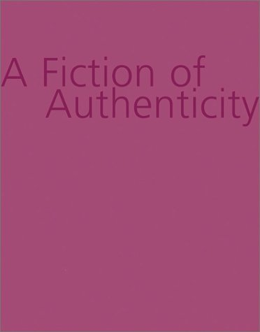 A Fiction of Authenticity: Contemporary Africa Abroad by Orlando Britto Jinorio (2003-09-02)